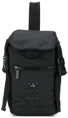 McQ Multi-Pocket Shoulder Backpack
