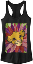 Fifth Sun Lion King Simba Racerback Tank - Juniors