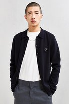 Fred Perry Tonal Tipped Cardigan