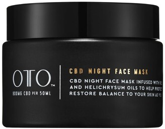Otö CBD Night Face Mask
