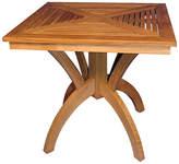 "Regal Teak Valley 31"" Pedestal Table"