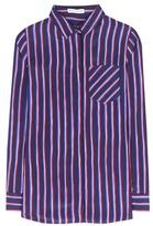 Altuzarra Chika Striped Silk Shirt