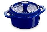 Staub Ceramic mini round cocotte
