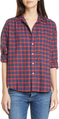 Frank And Eileen California Cotton Flannel Shirt