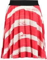Benetton GONNA Aline skirt red