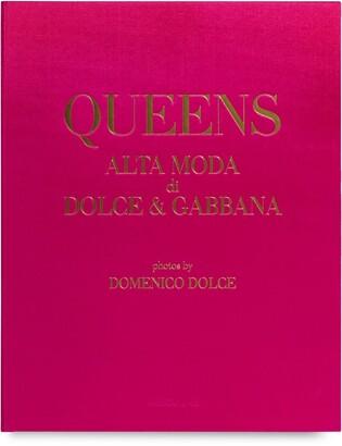 Assouline Queens: Alta Moda di Dolce & Gabbana book