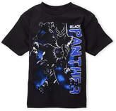 Marvel Boys 4-7) Black Panther Tee