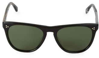 Oliver Peoples RS20 Daddy B. 55MM Square Polarized Sunglasses