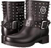 Philipp Plein Gummy Boots
