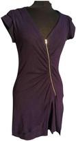Maje Purple Dress for Women