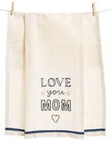 Primitives By Kathy Love You Mom Dish Towel