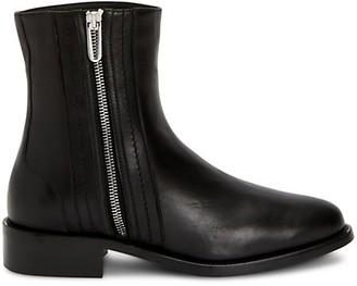 Aquatalia Narina Leather Ankle Boots