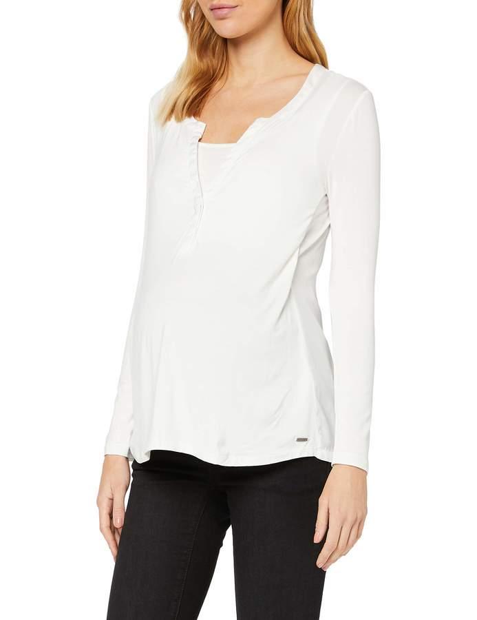 Bellybutton Women's Stillshirt 1/1 Arm Long-Sleeved T-Shirt