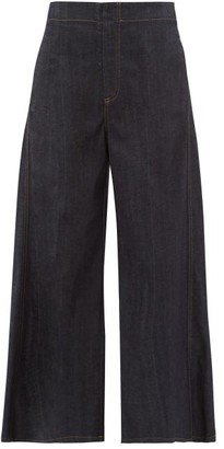 Max Mara S Utopia Jeans - Womens - Dark Blue