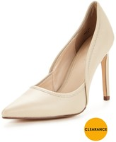 Very Melanie Pointed Court Shoes