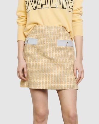 Sandro Melle Skirt