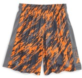 Under Armour Boy's Stunt Heatgear Shorts