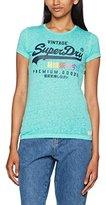 Superdry Women's Premium Goods Burnout T-Shirt