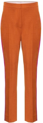 Roksanda Colwyn wool-blend pants