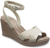Crocs Leigh 2 Women's Wedge Sandals