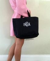 Etsy Bridesmaid tote, Bridesmaid bag, personalized tote bag, monogrammed tote bags, bridesmaid gift, brid