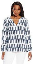 Pendleton Women's Plus-Size Terra Tunic