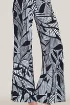 Clara Sunwoo Printed Black Pant
