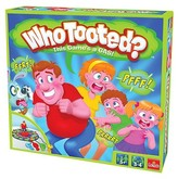 Goliath Who Tooted Board Game