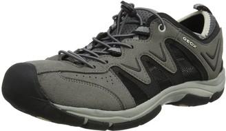 Geox Men's U AYLER E Closed Toe Sandals