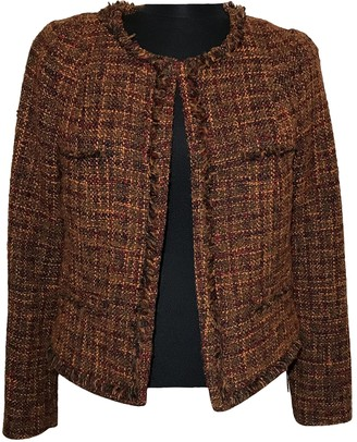 Hallhuber Multicolour Tweed Jacket for Women