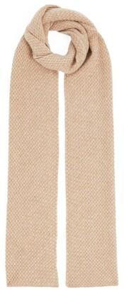 William Sharp Crystal-Embellished Cashmere Scarf