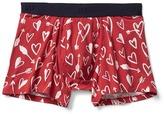 """Gap Heart print 4"""" boxer briefs"""