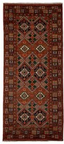 "Bloomingdale's Adina Collection Oriental Rug, 4'3"" x 9'4"""