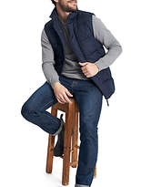 Joules Bram Padded Men's Gilet Jacket, Navy