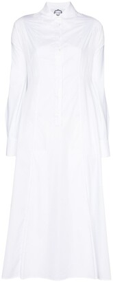 Evi Grintela Honesty shirt dress