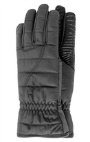 URBAN RESEARCH Women's U|R Quilted Tech Gloves