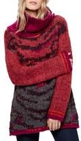 Free People Women's Tiger Eye Turtleneck Sweater