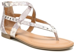 Bar III Tayla Strappy Flat Sandals, Created for Macy's Women's Shoes