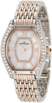 Anne Klein Crystal Mother-of-Pearl Dial Women's Watch /9811MPRT