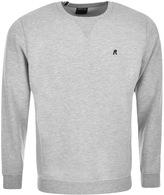Replay Little Logo Sweatshirt Jumper Grey