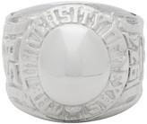 Martine Ali Silver Champion Ring