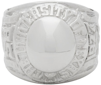 Martine Ali Silver Champion Ring