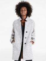 Lucky Brand Light Grey Wool Coat