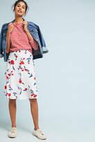 Just Female Poppy Fields Skirt