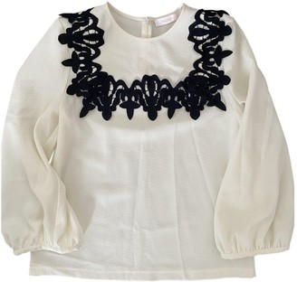 See by Chloe Ecru Top for Women