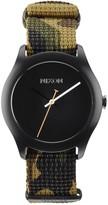 Nixon Men's Mod Camo Strap Watch