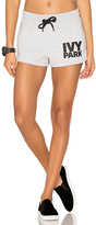Ivy Park Casual Shorts in Gray. - size L (also in M,S,XS)