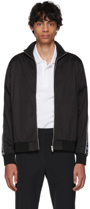 Givenchy Black 4G Track Jacket