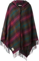 Vivienne Westwood checked cape