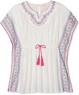Fat Face Girl's Embroidered Dress